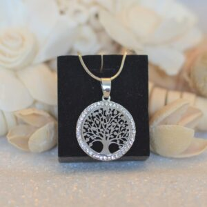Stay by the Tree Necklace