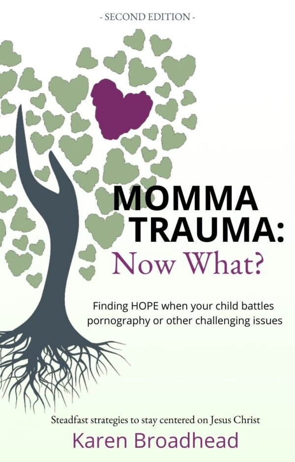 Momma Trauma front cover
